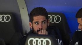 Isco continuará no Real Madrid. EFE