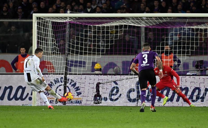 Goles de penalti de Cristiano vs. Messi clubes