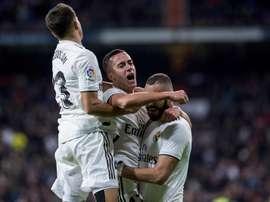 Madrid reçoit Melilla. EFE