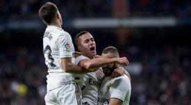 Le Real Madrid joue en Mondial des Clubs. EFE