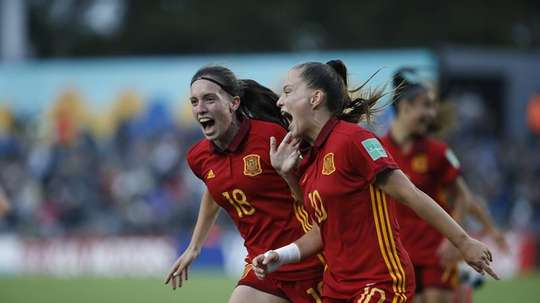 España hizo historia. EFE