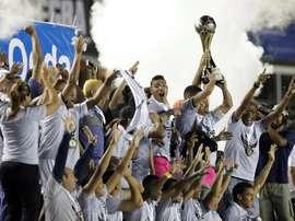 Ya hay nuevo campeón en Panamá. EFE