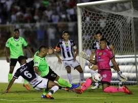 El nuevo presidente de la Liga de Panamá promete cambios. EFE