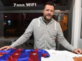 Alberto Rodríguez defendió las dos camisetas. EFE