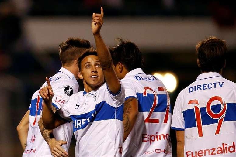 La Católica venció 2-3 a Colo Colo. EFE/Archivo