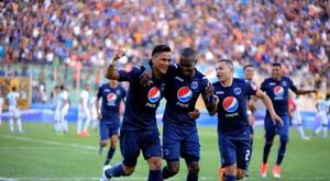 La final de Honduras ya tiene protagonistas. EFE