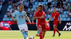 Stanislav Lobotka podría dejar el Celta este mismo verano. EFE