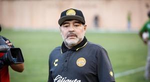 Diego Armando Maradona. EFE
