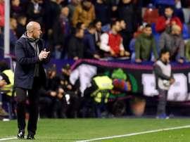 No importa que el rival sea el Barcelona. EFE