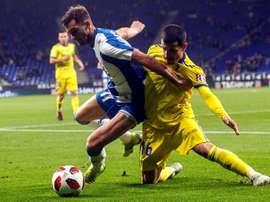 Espanyol y Cádiz cerraron la jornada copera con un partidazo. EFE