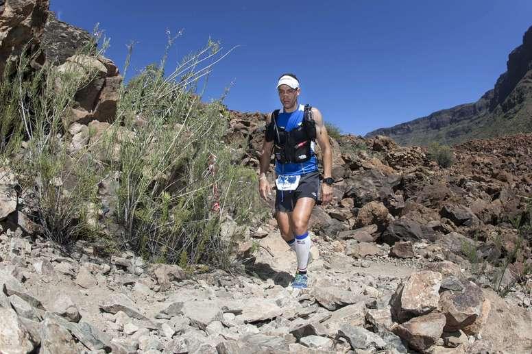 Yeray Durán, atleta español. EFE/Archivo