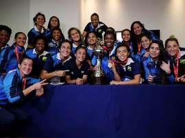 El premio por ganar la Libertadores sí será para ellas. EFE