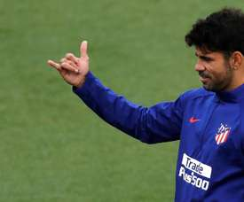 L'Atlético récupère Diego Costa pour le match face au Rayo. EFE