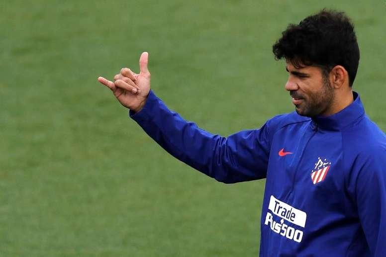 Costa espera regresar en febrero. EFE