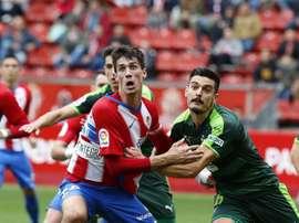 El Eibar-Sporting será un duelo igualado. EFE