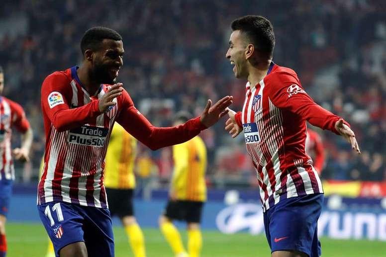 El Atlético quiere volver a las victorias. EFE