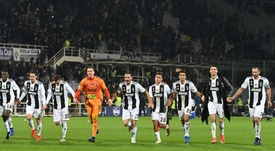 Juventus host Inter in the next big clash in Italy. EFE