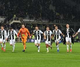 Juventus teria cinco jogadores que interessam ao Barcelona. EFE/Archivo