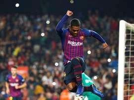 Le Barça espère obtenir 50 millions d'euros de plus. EFE
