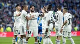 Asensio a signé un nouveau doublé face à Melilla. EFE