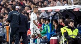 El Borussia piensa en Mariano como acompañante de Alcácer. EFE