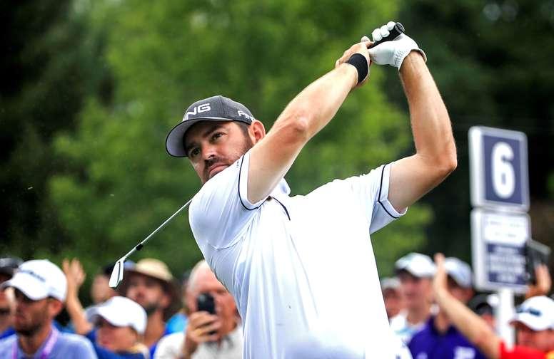 El golfista sudafricano Louis Oosthuizen. EFE/Archivo