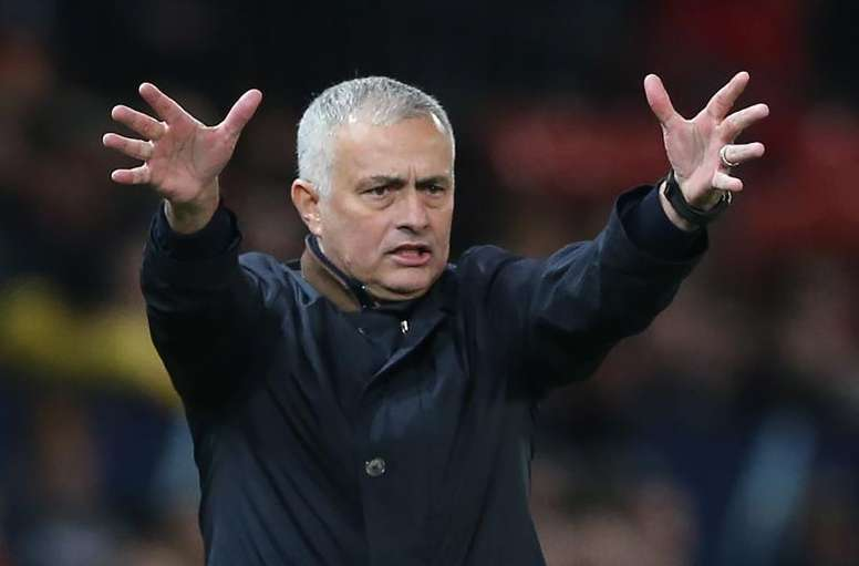 Mourinho is expected to make changes for the trip to Spain. EFE