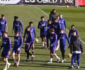 L'Atlético affronte Alaves. EFE