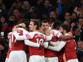 Arsenal veut sauvegarder sa première place. EFE