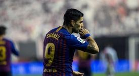 Le Barça cherche un remplaçant pour Suárez. EFE