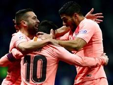 El Barça seguirá líder. EFE