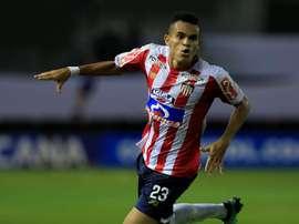Luis Díaz está perto de ser o novo reforço do FC Porto. EFE
