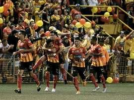 Herediano se abona al empate; Santos de Guápiles toma la tercera plaza. EFE