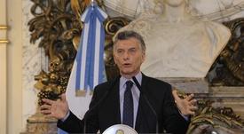 Argentina sueña con organizar la Copa del Mundo. EFE/Archivo