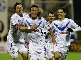 San José, campeón del Clausura. EFE