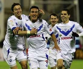 San José le metió siete goles a Club Destroyers. EFE