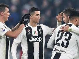 La Juve doit gagner. EFE