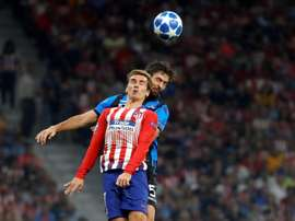 El Atlético depende de sí mismo para pasar primero. EFE
