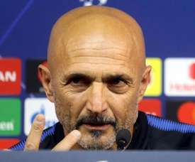 Spalletti s'est montré certain qu'Icardi reviendra à 100%. EFE