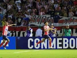 Junior no fue capaz de pasar del empate ante Atlético Bucaramanga. EFE