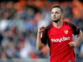 Sarabia could be on his way to PSG. EFE
