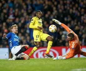 El Villarreal se impuso al Spartak de Moscú. EFE