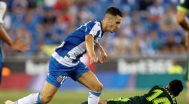 Atleti y Espanyol ponen un límite por Mario Hermoso. EFE/Archivo