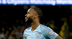 Sterling has been on the wrong end of a series of penalty calls in recent weeks. EFE
