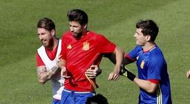 Coordinó durante 20 años las categorías inferiores de la Selección. EFE