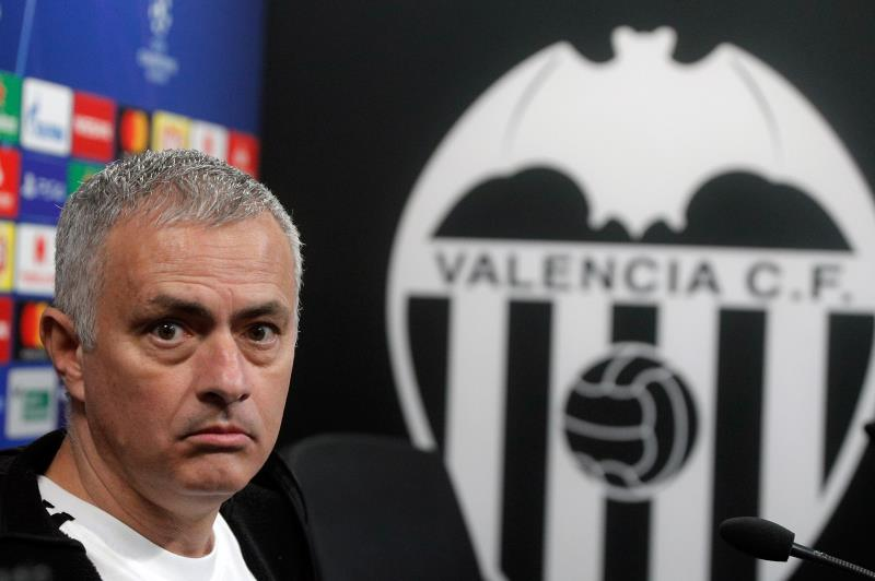 José Mourinho lets rip after shambolic Champions League performance from Manchester United