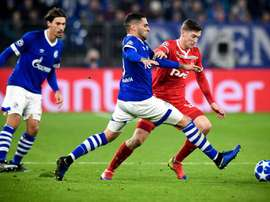 Miranchuk (R) is on Juventus' agenda and the Italians can watch him live in Russia. EFE