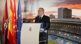 El Real Madrid Femenino ya está en marcha. EFE