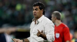 Da Silva se marcha al fútbol uruguayo. EFE