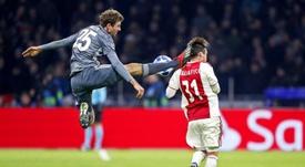 Müller usou as redes sociales para pedir desculpas. EFE